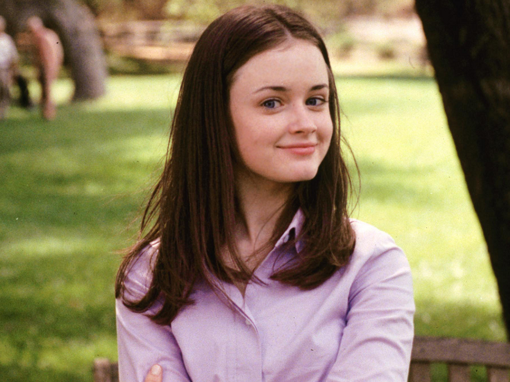 "We cannot deal with this ""Gilmore Girls"" theory about Rory"