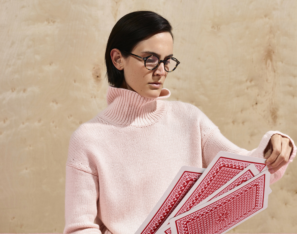 Everlane and Opening Ceremony have teamed up for the coziest, luxe sweater collab