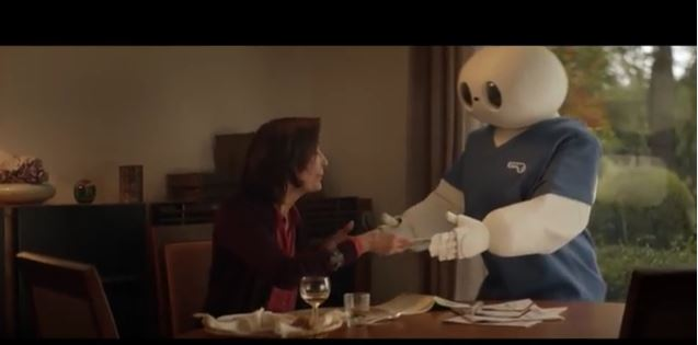 This strange commercial is actually a hugely important reminder to visit your older relatives