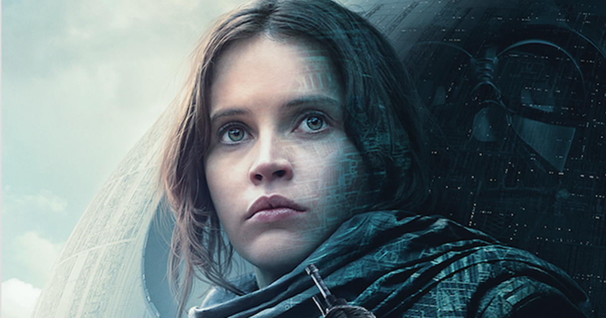 "OMG! There's a new ""Rogue One: A Star Wars Story"" trailer and we're truly feeling the force"