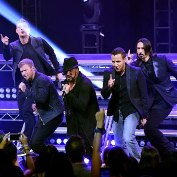 The Backstreet Boys are NOT cool with Donald Trump using their tunes