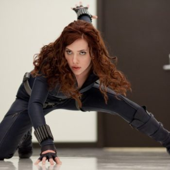 Scarlett Johansson just talked about a Black Widow movie, and now we NEED this to happen