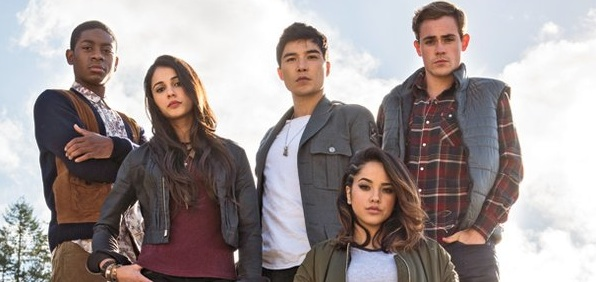 "The Power Rangers movie launched an actual, ""Angel Grove High"" website IRL and WHAT IS REAL?!"