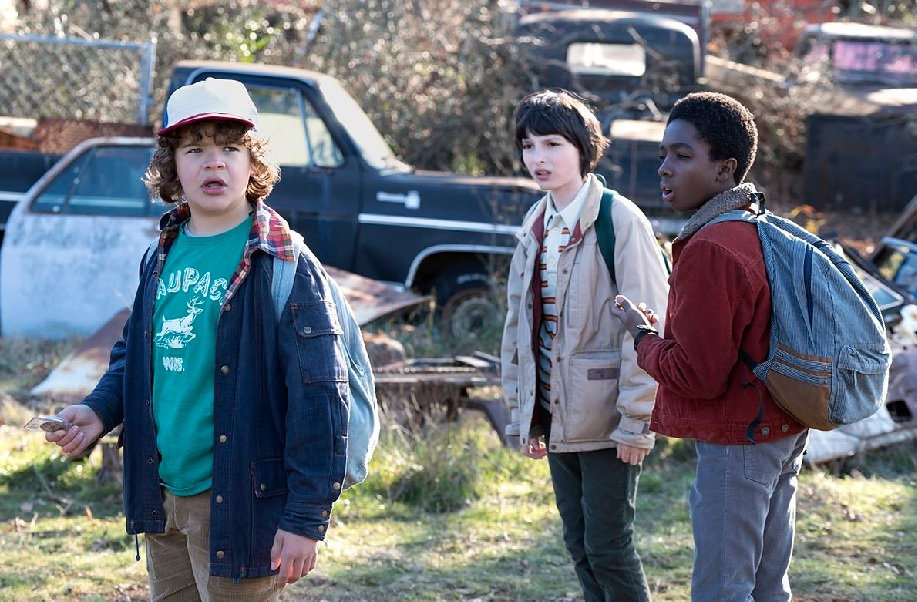 "So, it looks like the team behind ""Stranger Things"" follows all these fan theories"