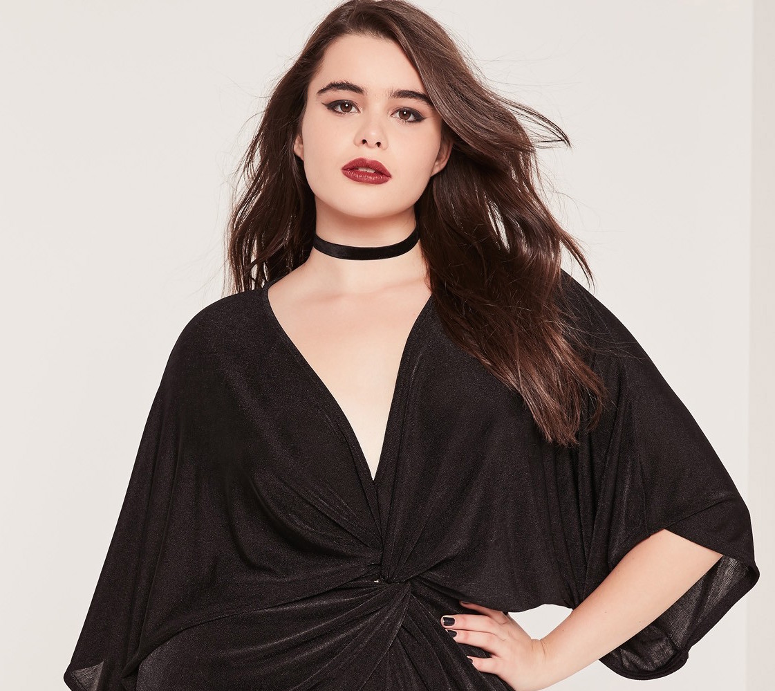 We are LIVING for Barbie Ferreira as the face of Missguided's completely unretouched, new plus-size collection