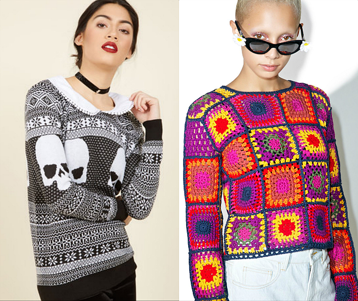 12 cozy and cute sweaters that are perfect for your fall style direction