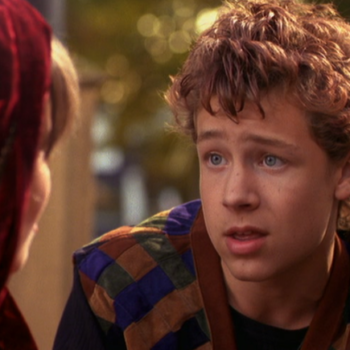 "Luke from ""Halloweentown"" is now a totally hot dad and we're spellbound"