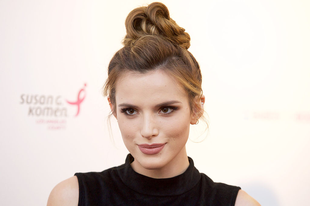 Bella Thorne reveals her two girl crushes and we couldn't agree more, TBH
