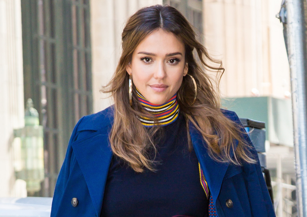 Jessica Alba's denim line collab just dropped on Revolve and we want it all