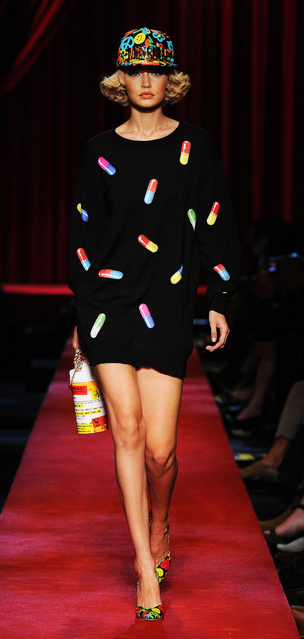 Nordstrom made the right call and pulled Moschino's pill-themed collection from its shelves