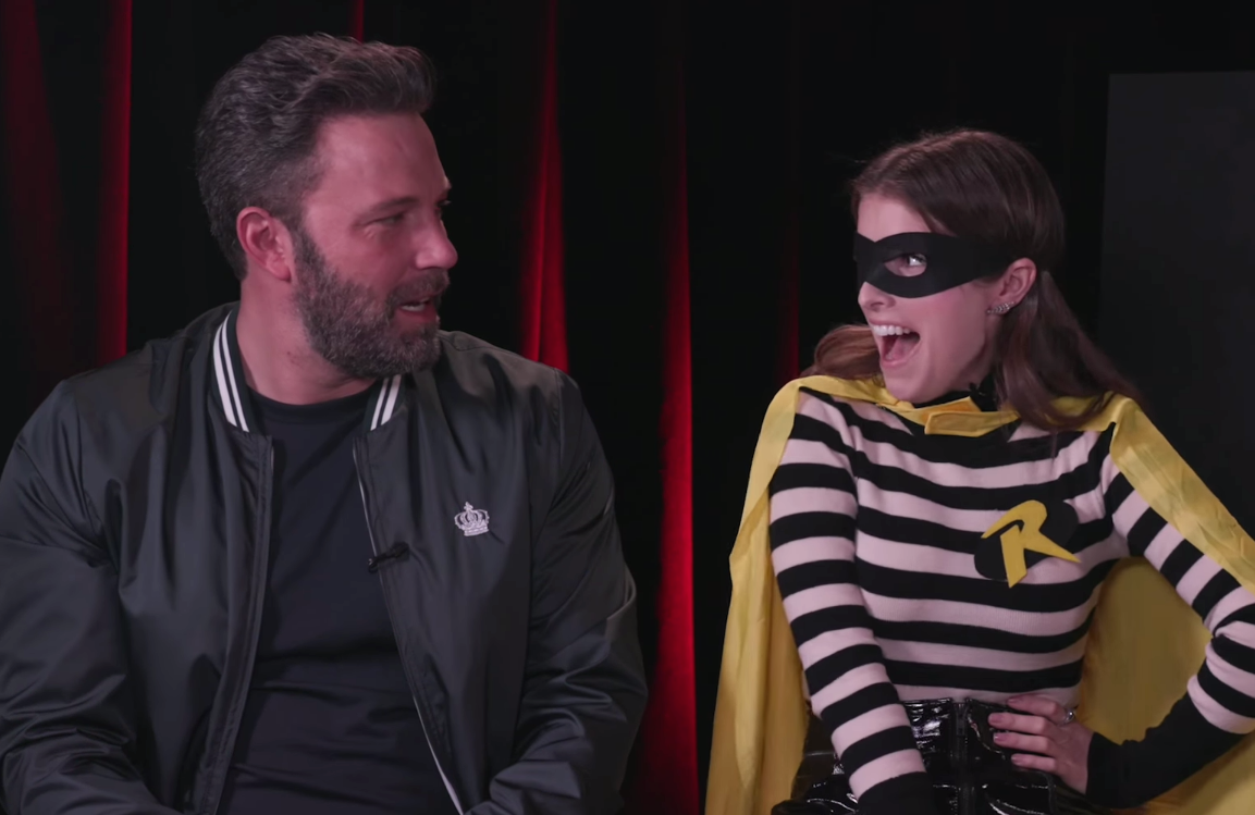 "Anna Kendrick is SUPER upset Ben Affleck refuses to cast her in ""Batman"""