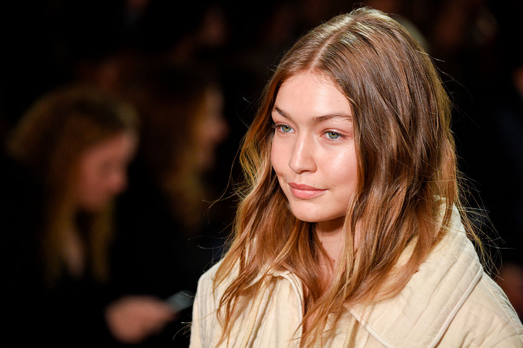 Gigi Hadid just showed us our new favorite fall jacket trend