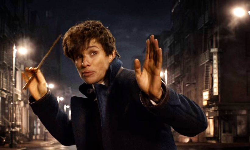 "J.K. Rowling says there will be a total of five ""Fantastic Beasts"" films, and we can't even"