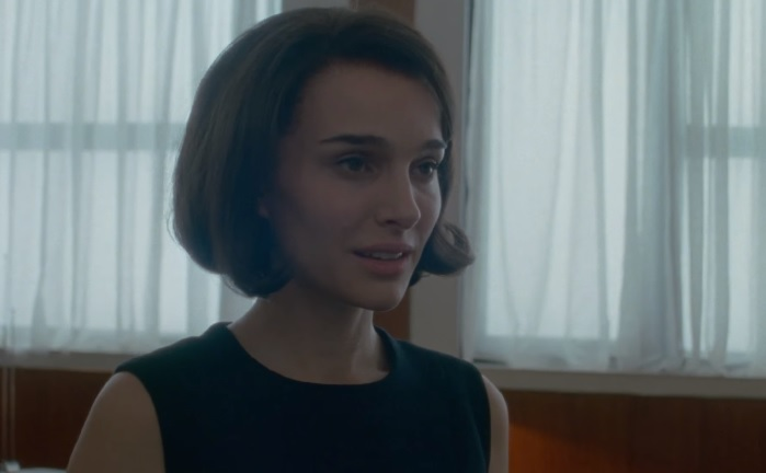 "Natalie Portman admits she was extremely nervous playing Jackie Kennedy in ""Jackie"" -- and we can't blame her"