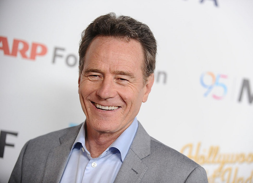Whoa, Bryan Cranston wrote a memoir, and it looks pretty deep