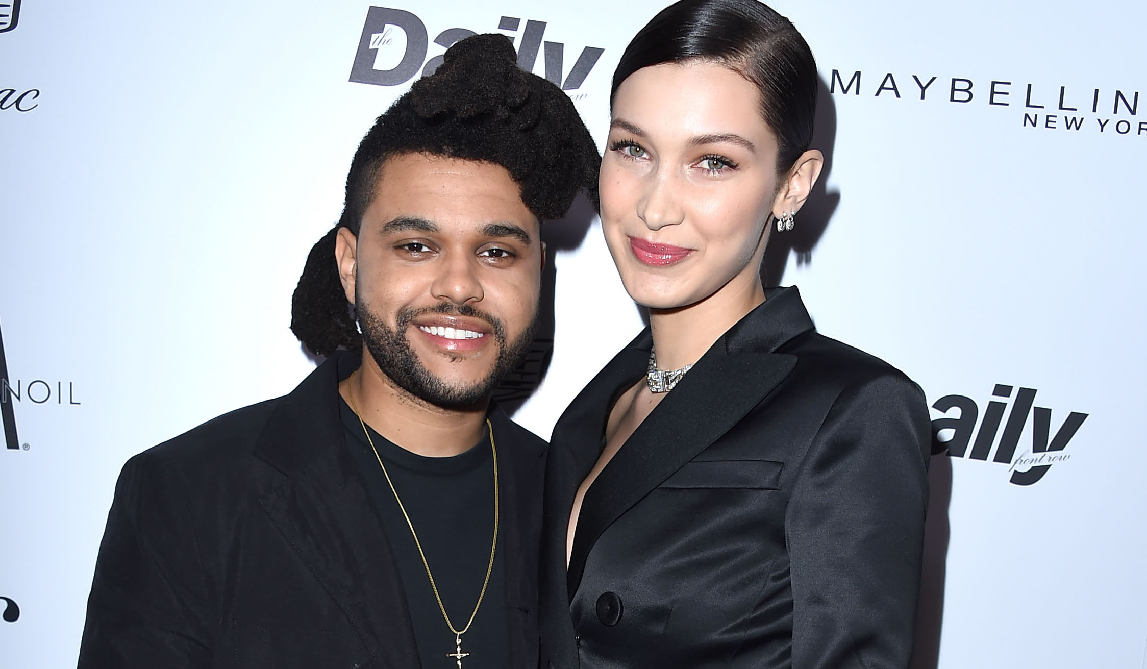 This is how The Weeknd supports Bella Hadid when her Lyme disease is awful