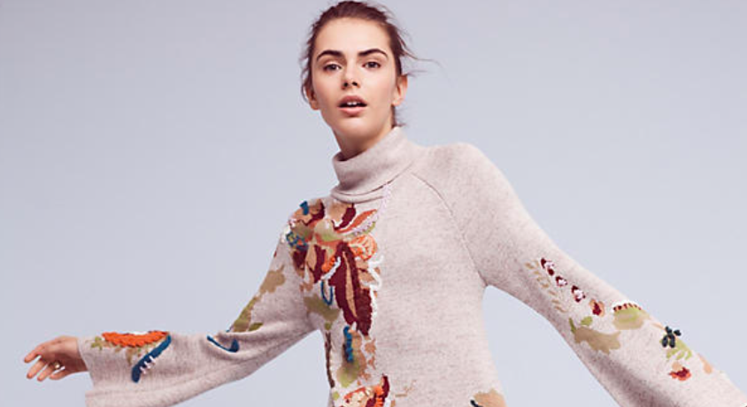 Anthropologie is essentially becoming a department store, let us rejoice!