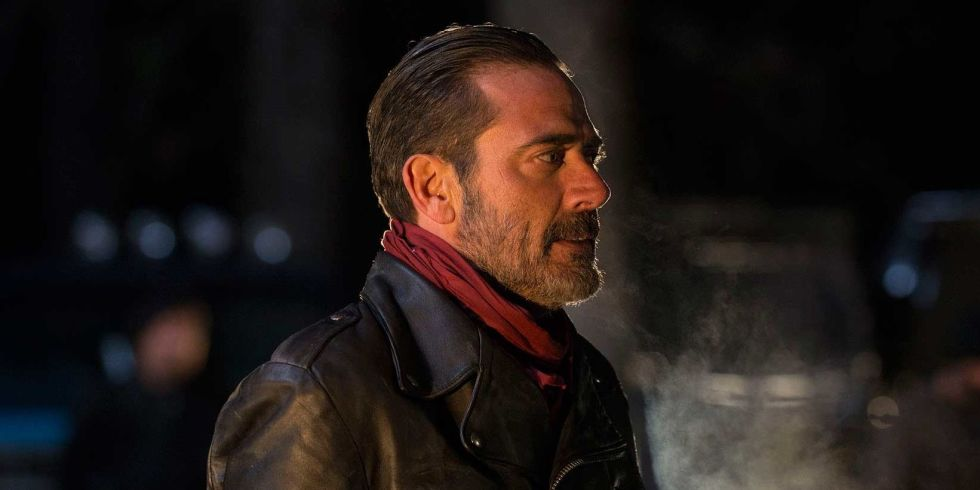 "Jeffrey Dean Morgan talks about his craziest ""Walking Dead"" fan encounter, and we're nervous for HIM"