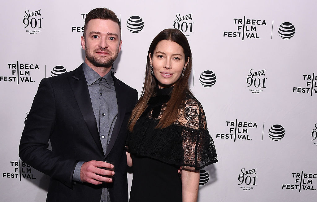 Justin Timberlake and Jessica Biel had a Scrabble date, because they really are goals
