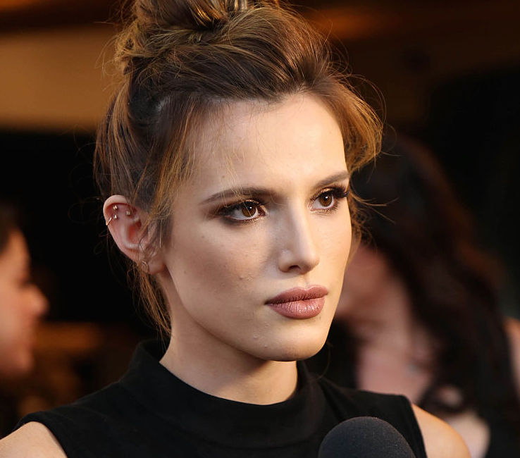Bella Thorne was told her bisexual announcement was too much by some Hollywood execs and that's not okay