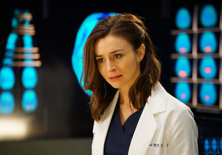 "Amelia on ""Grey's Anatomy"" may be pregnant and we cannot deal"
