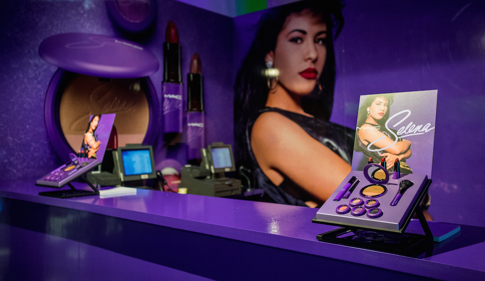 There's really great news for those of us who missed the MAC X Selena collection