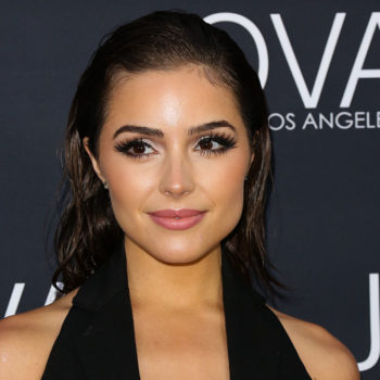 Olivia Culpo's fall outfit is the perfect 90s throwback