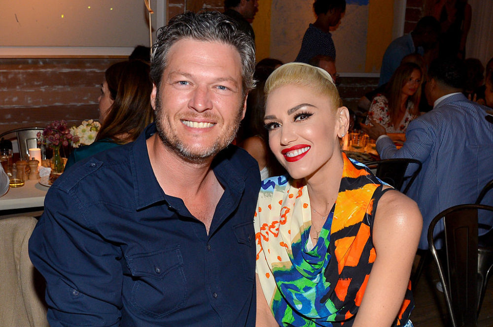 Gwen Stefani took Blake Shelton on the perfect childhood date for their (almost) one year anniversary!