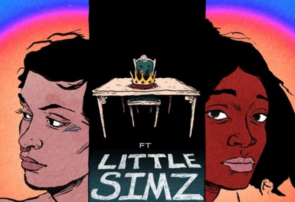 Kehlani and British rapper Little Simz are a match made in music heaven