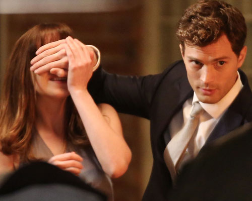 "The new ""Fifty Shades"" movie is going to involve virtual reality and that could get...awkward"