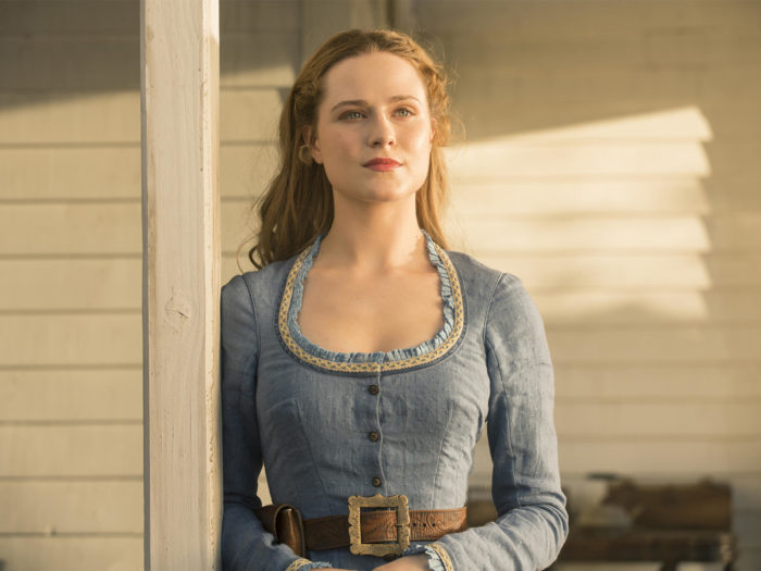 "Can we talk about how awesome the women characters in ""Westworld"" are so far?"
