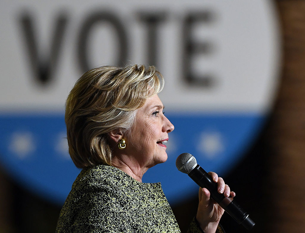 VIDEO: Hillary Clinton gave her concession speech, and what she said was so powerful