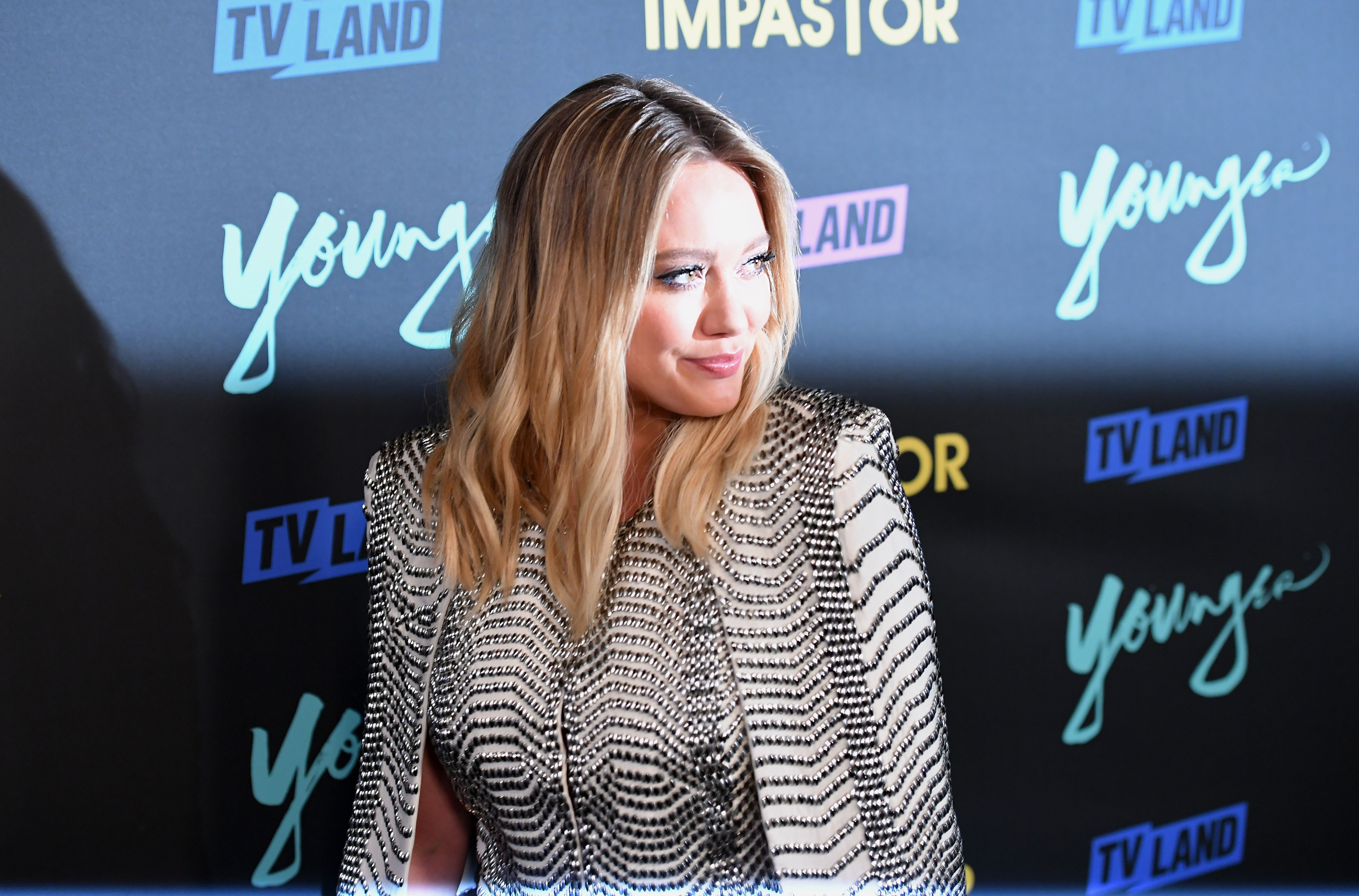 OMG: Hilary Duff is making out with her new boyfriend on Instagram and it's, umm, VERY hot