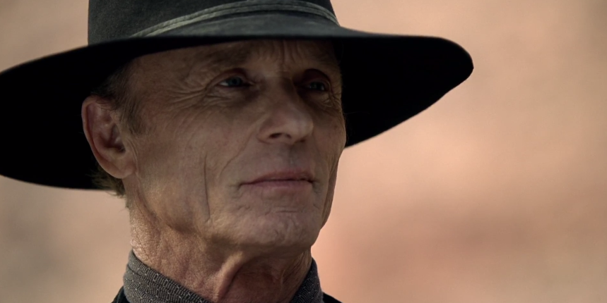Why aren't the staff of Westworld worried about the Man in Black, because we're CONCERNED