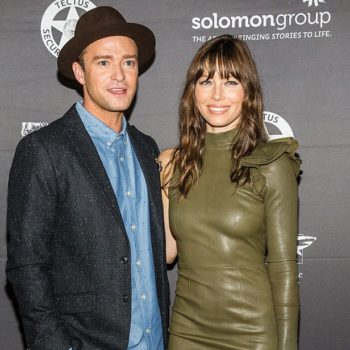 """Jessica Biel just revealed how she got Justin Timberlake to score """"The Book of Love,"""" and it's pretty funny"""