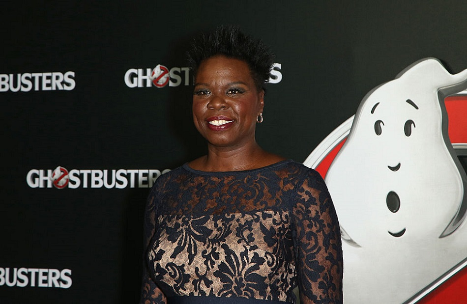 Leslie Jones might have just found love on Twitter, and we approve