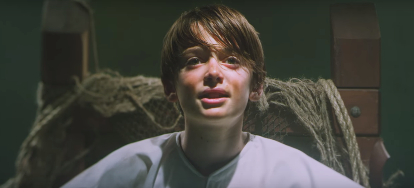"Noah Schnapp — aka Will from ""Stranger Things"" — had THE BEST thing to say about his character's sexuality"
