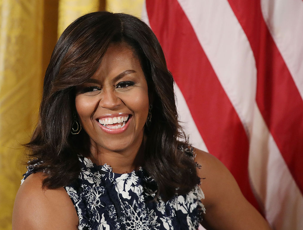 We're obsessed with Michelle Obama's relaxed White House dress code