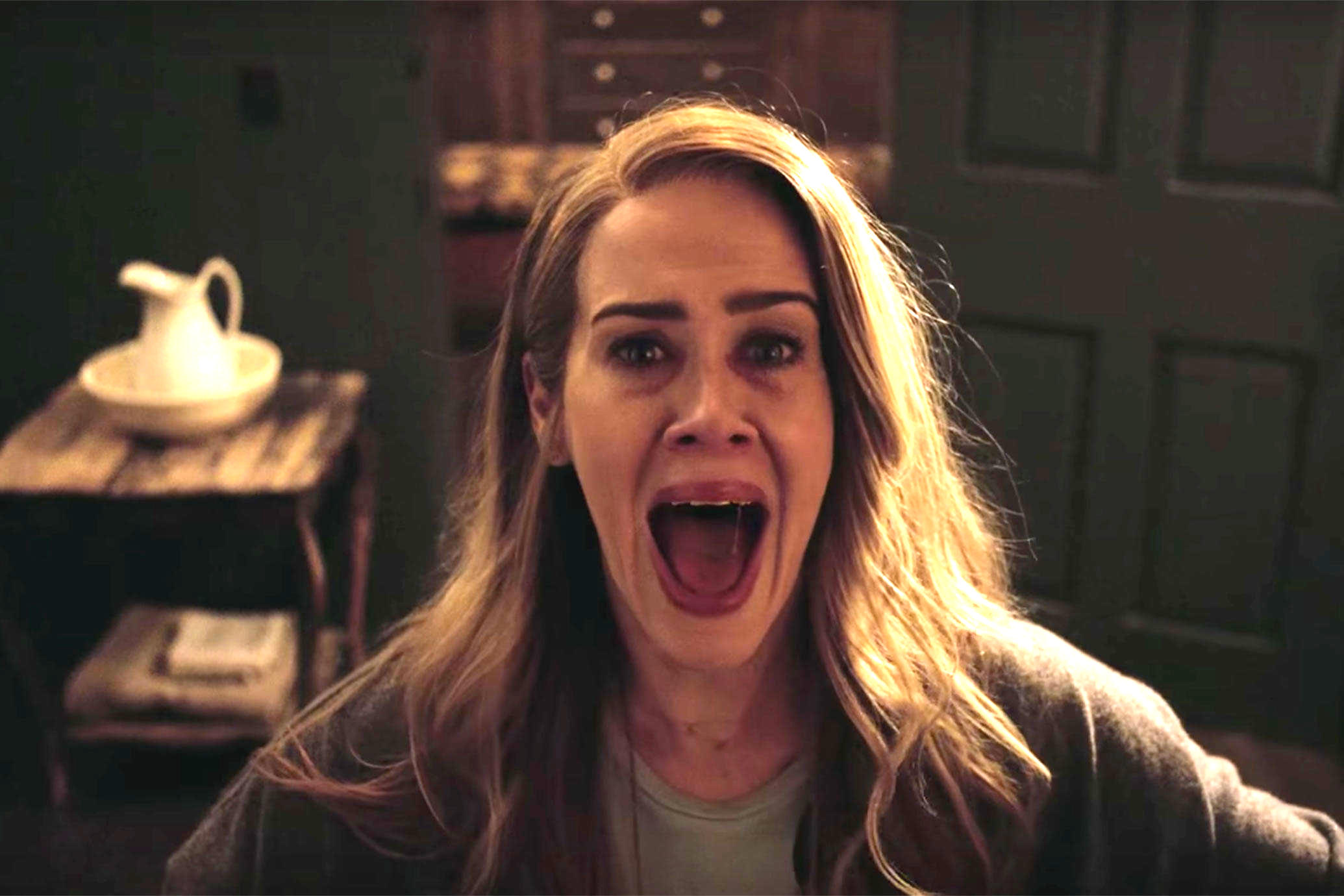 "Here's a supercut of Shelby yelling ""MAAAAATT"" on ""American Horror Story,"" and you're welcome"