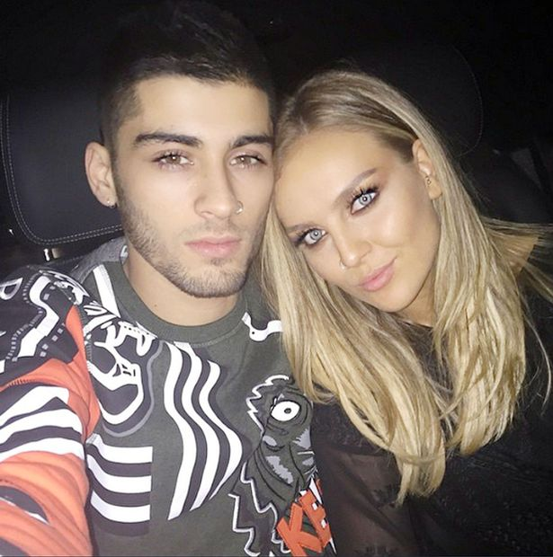 Perrie Edwards confirms Zayn Malik broke off their engagement by text, and we are SHOCKED