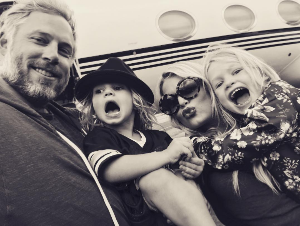 Jessica Simpson's babies are growing up SO fast in this new Instagram post of the jetsetting family
