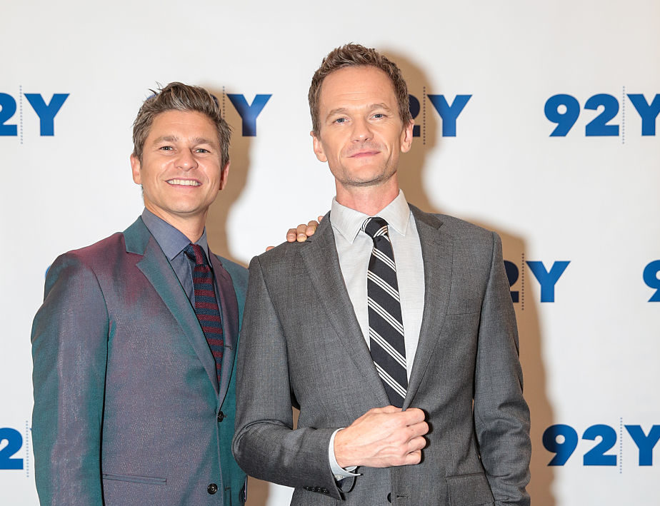 Neil Patrick Harris and his husband had the most fun at the NYC Wine & Food Festival