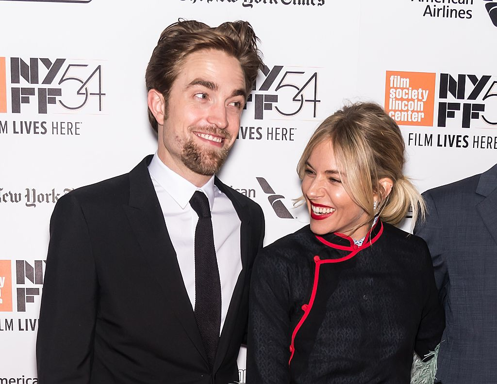 Robert Pattinson sported some interesting facial hair at the New York Film Festival but hey, he's still hot AF