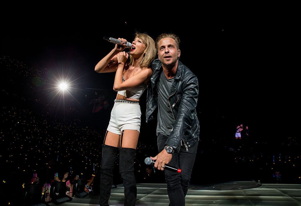One Republic's Ryan Tedder calls Taylor Swift the most talented artist ever and we're like, uhh duh