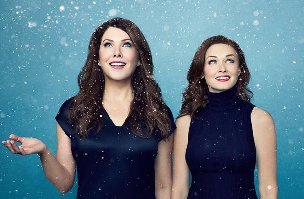 "Netflix just released FOUR brand new ""Gilmore Girls: A Year in the Life"" posters and omg"