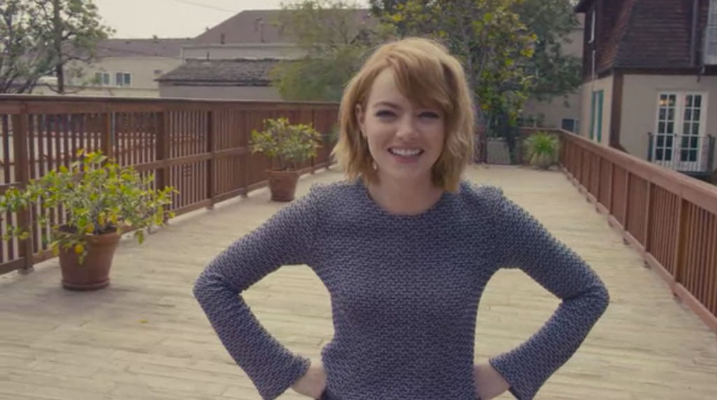 Emma Stone answers 73 personal questions in this one-shot video and it's impressive AF
