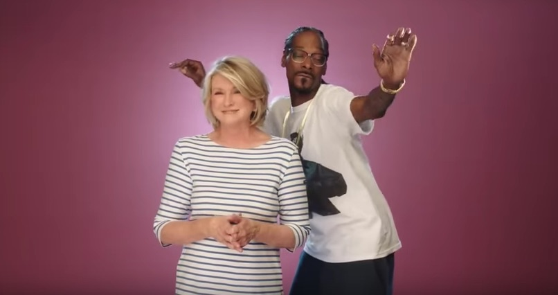 The trailer for Martha Stewart and Snoop Dogg's TV show is here and it's absolutely hilarious