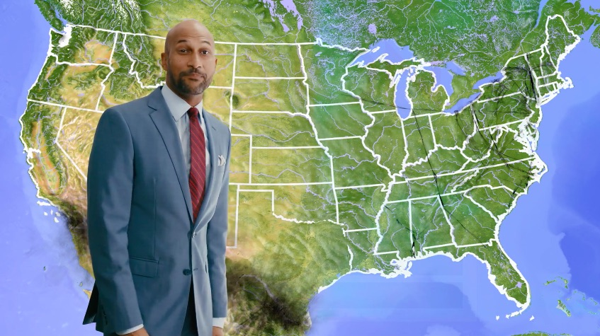 "Joss Whedon and Keegan Michael-Key give us the ""weather forecast"" of a Trump presidency, and it's equal parts funny and terrifying"