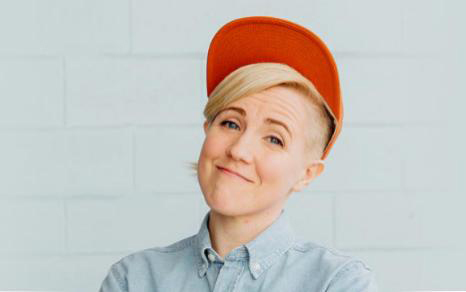 """We talked to Hannah Hart about her new memoir, """"Buffering"""""""