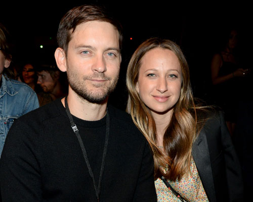 Today in sad: Tobey Maguire and Jennifer Meyer to separate after 9 years
